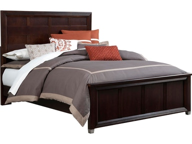 Broyhill 5/0 Panel Bed 4264 BeD