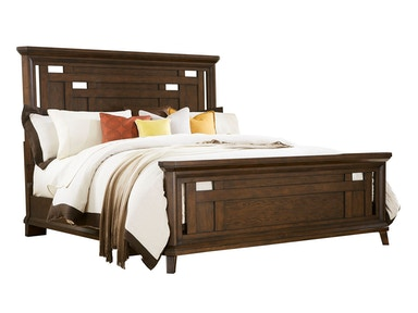 Broyhill Estes Park Panel Bed 4364 PANEL BED