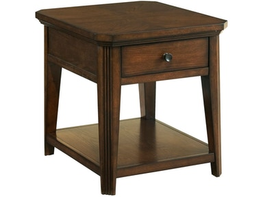 Broyhill Estes Park Drawer End Table 4364-002