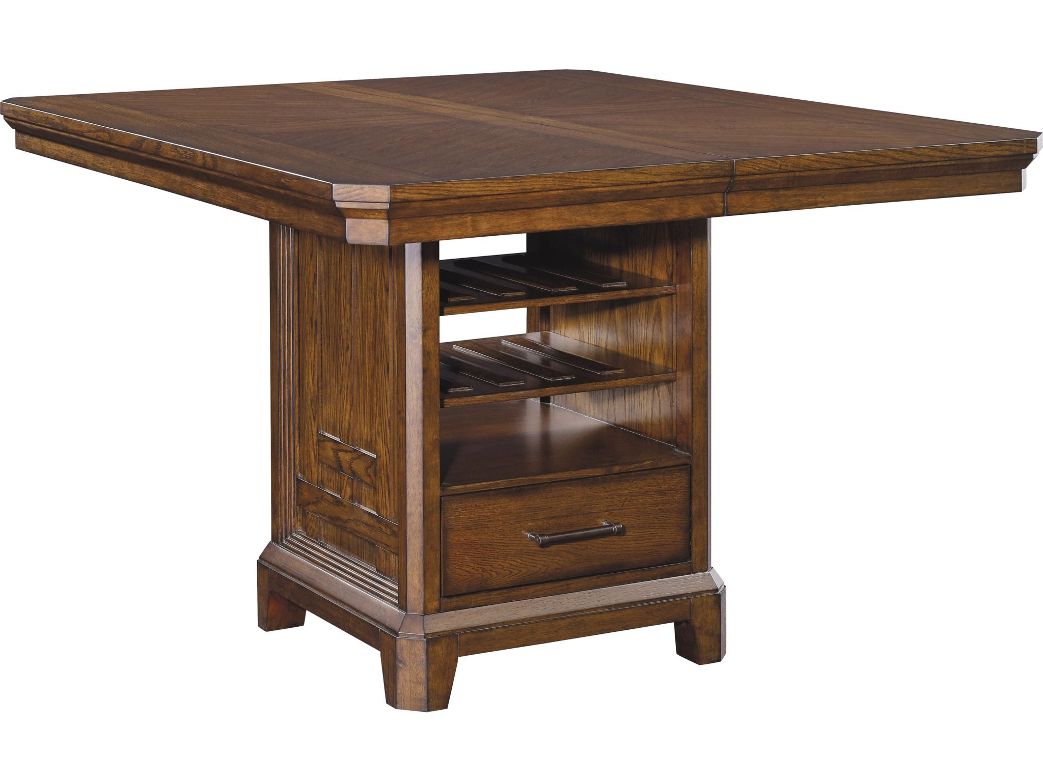 Broyhill Dining Room Estes Park Counter Height Table Base