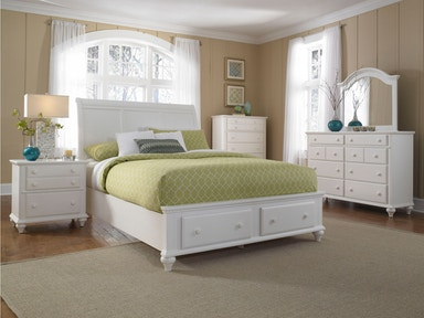 Broyhill Sleigh Bed 4649 SleigH Bed
