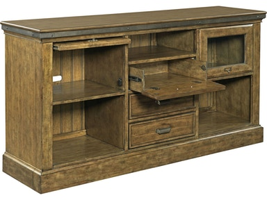 Broyhill New Vintage Barrister Console (Vintage Brown) 4808-055