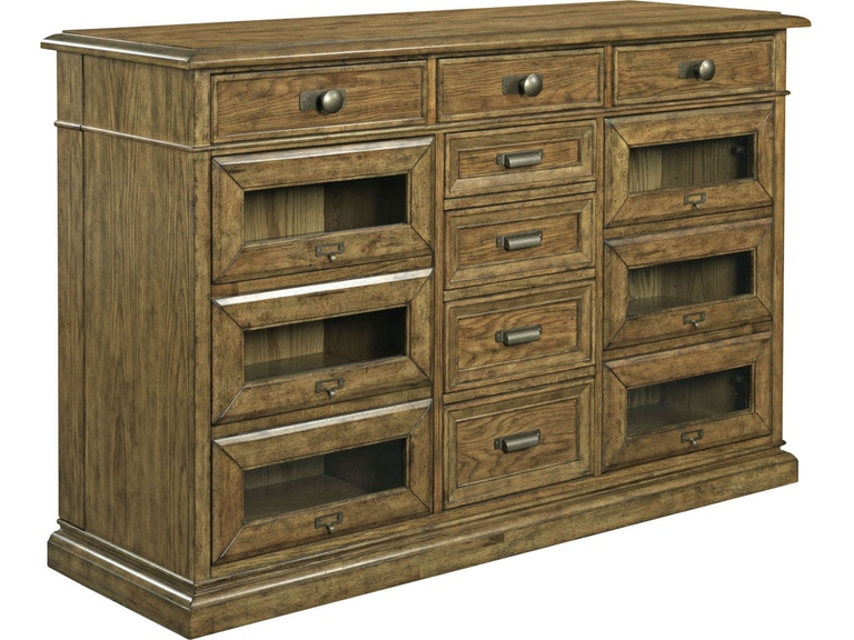Broyhill New Vintage Server And Hutch 4809