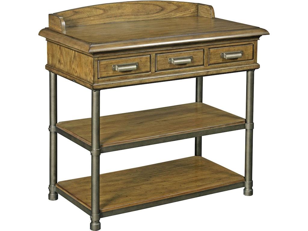 Broyhill Bedroom New Vintage Night Table Time Worn Ebony 4809 291 Kiser Furniture Abingdon Va