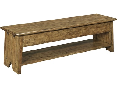 Broyhill New Vintage™ Lift Top Storage Bench, Time-Worn Ebony 4809-596