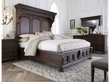 Broyhill Lyla Mansion Bed 4912 MANSION BED