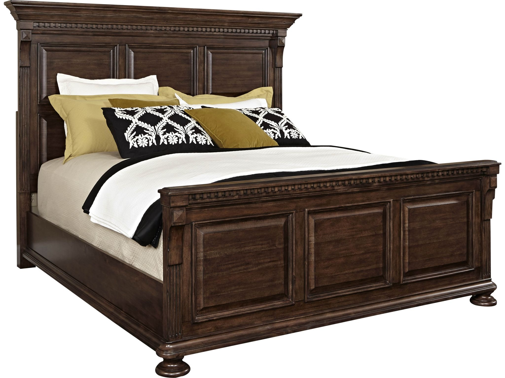 Broyhill Bedroom Lylau2122 Panel Bed 4912 PANEL BED - Great Deals on Furniture - Martinez, GA