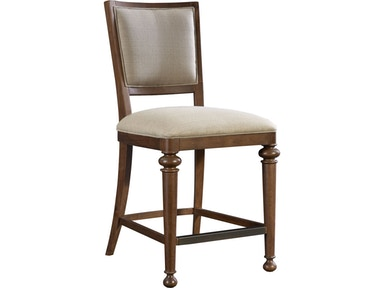 Broyhill Cascade™ Upholstered Seat/Back Counter Stool 4940-591