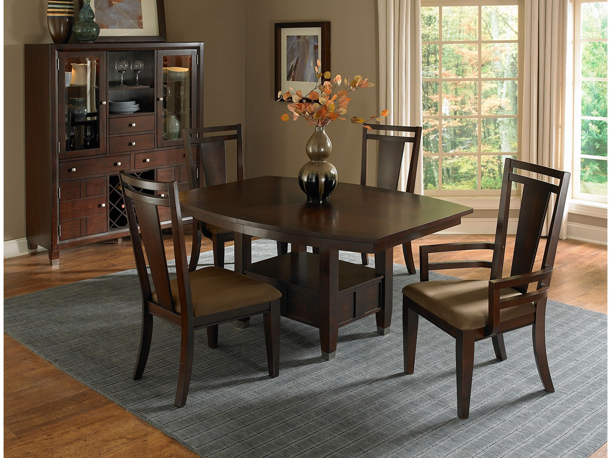 Broyhill Dining Room Northern Lights Side Chair 5312 81 At Siker Furniture