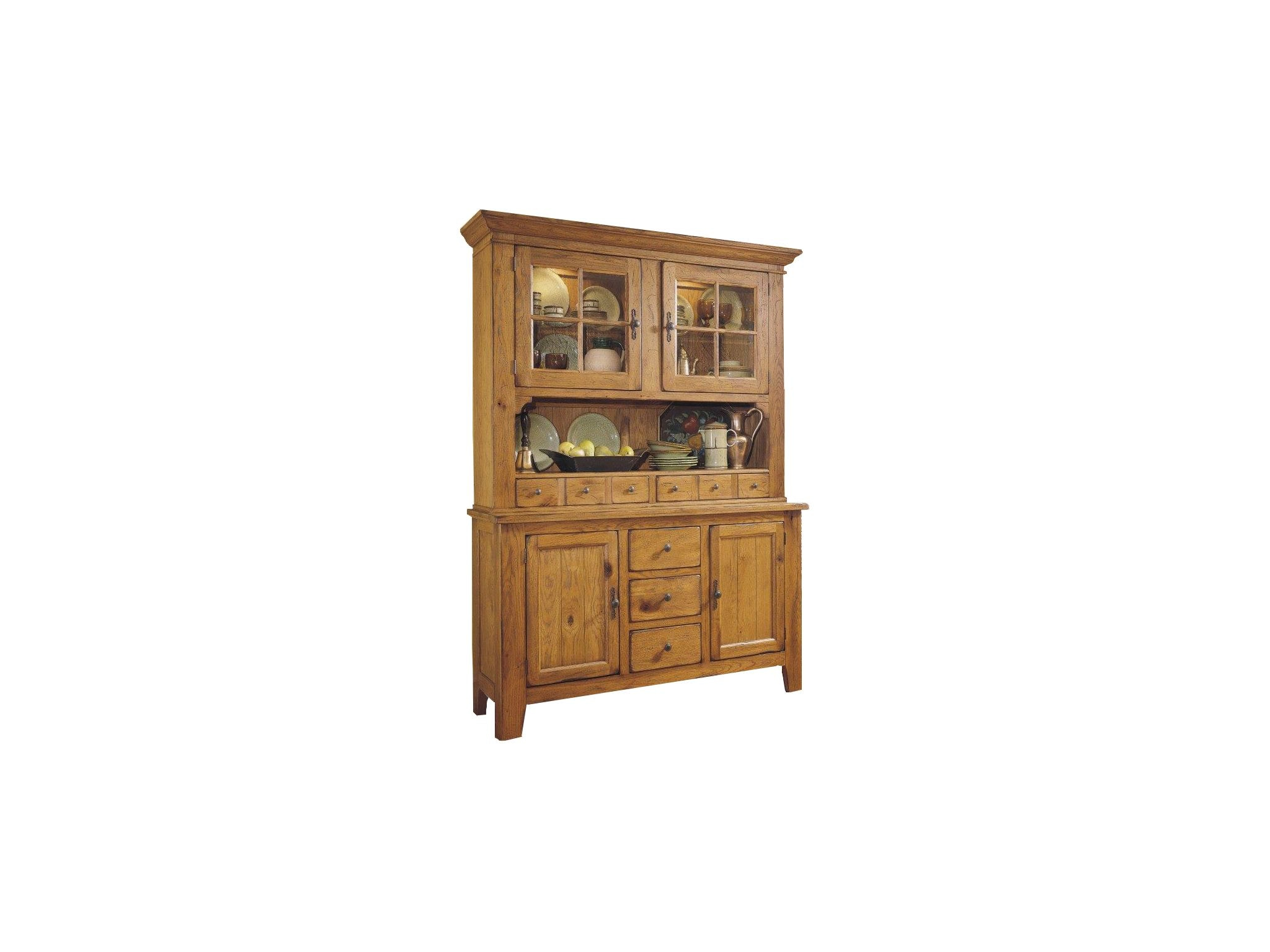 Broyhill Dining Room Attic Heirlooms China Door Hutch