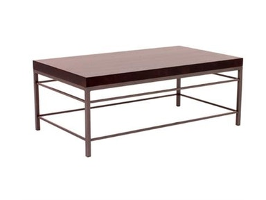 Charleston Forge Newhart Rectangular Cocktail Table 5412