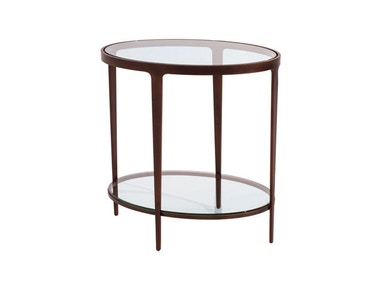 Charleston Forge Roundabout End Table 499387
