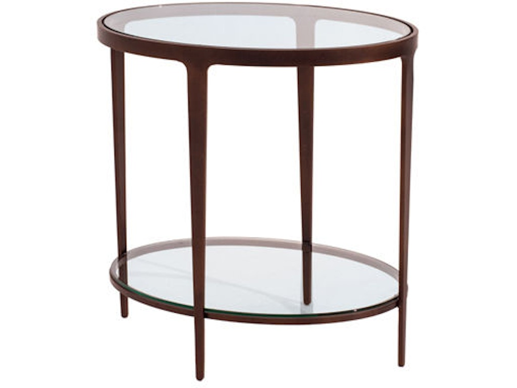 Charleston Forge Living Room Roundabout Drink Table 7425