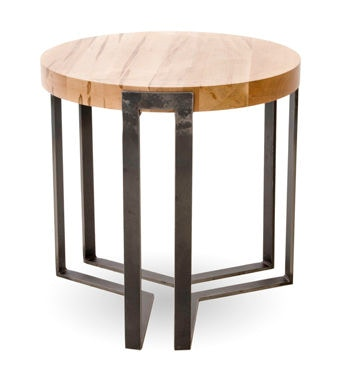 Charleston Forge Living Room Watson Round End Table 6115 Today S