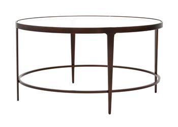 Charleston Forge Living Room Roundabout Cocktail Table