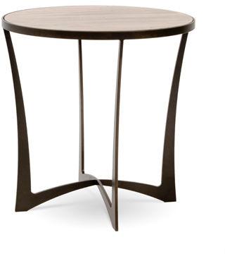 Charleston Forge Living Room Lotus End Table 6320