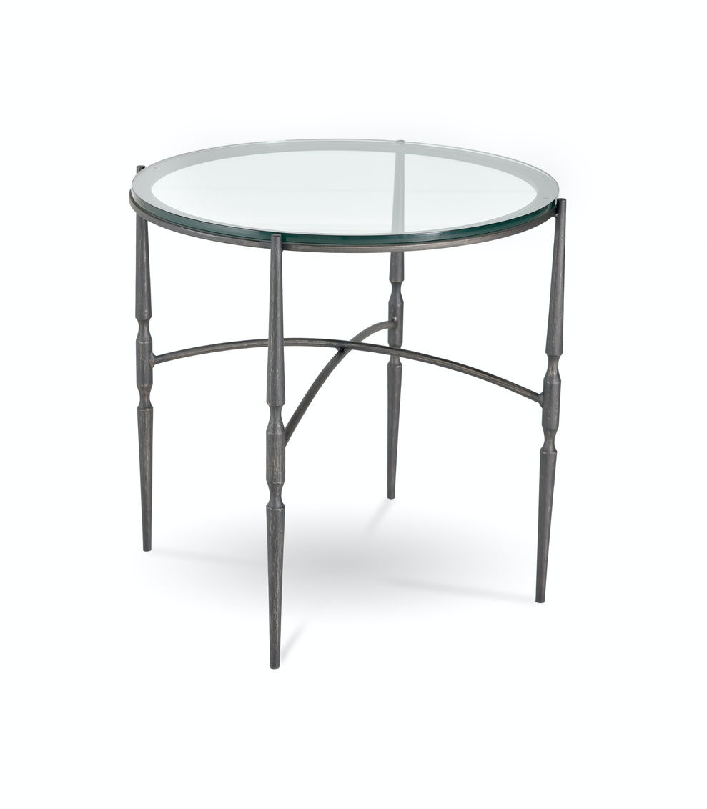 Charleston Forge Calico Bay End Table 7996