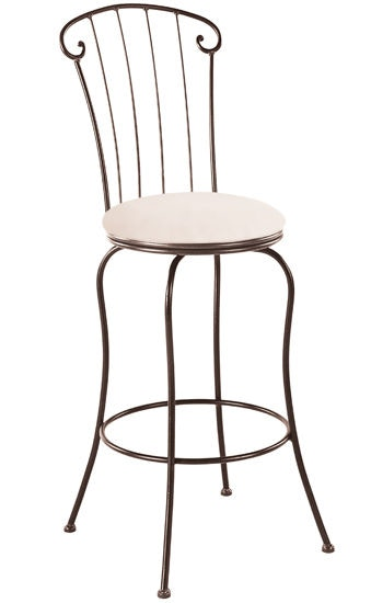 Charleston Forge Coventry Swivel Bar Stool C227 James
