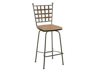 Charleston Forge Etrusche Swivel Bar Stool C485