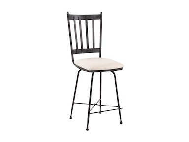 Charleston Forge Circa 1905 Swivel Counter Stool C736