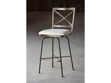 Charleston Forge Barkley Swivel Bar Stool C762