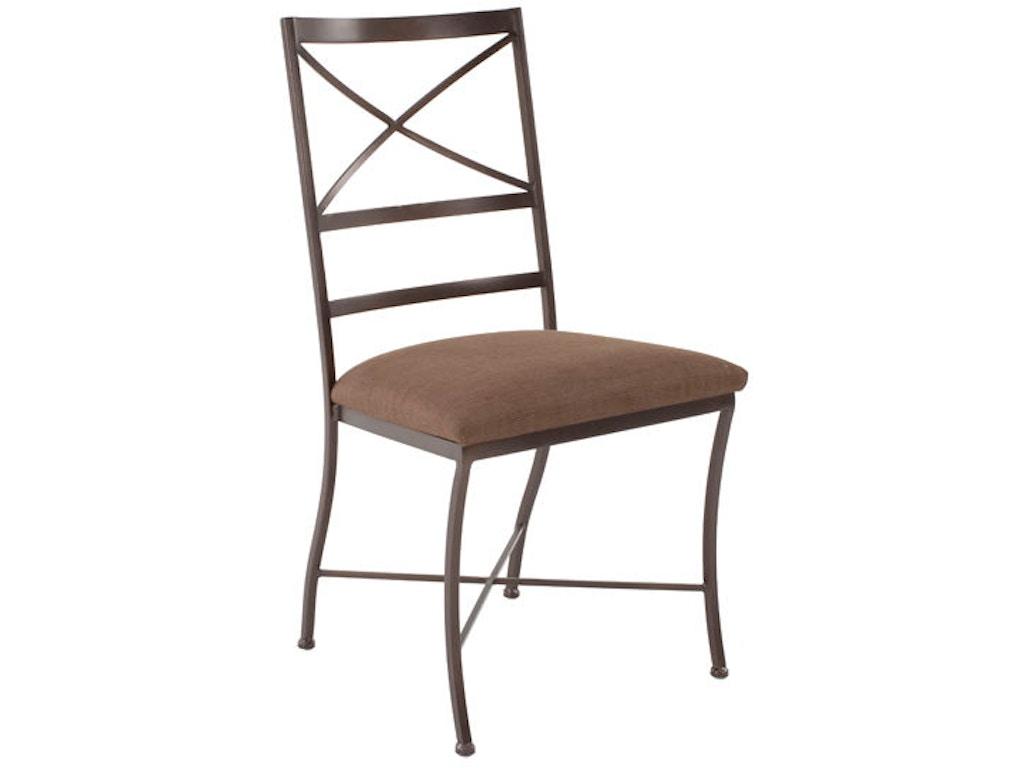 Charleston forge dining room barkley chair c custom