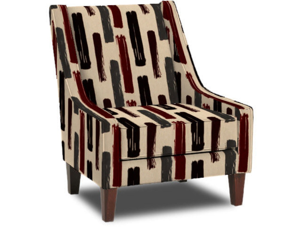 Klaussner Living Room Matrix Chair 11500m C Hanks Fine Furniture Bentonville Ar Conway Ar