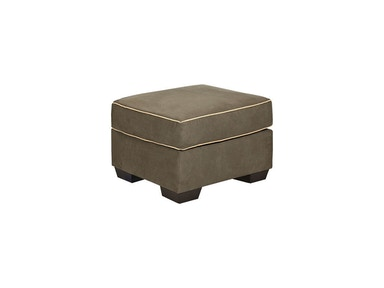 Klaussner Living Room Patterns Ottoman