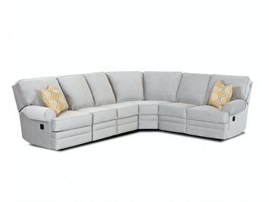 Klaussner Living Room Belleview Sectional