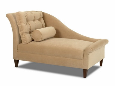 Klaussner Living Room Lincoln Chaise Lounge