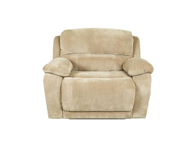 Klaussner Living Room Charmed Big Chair Recliner