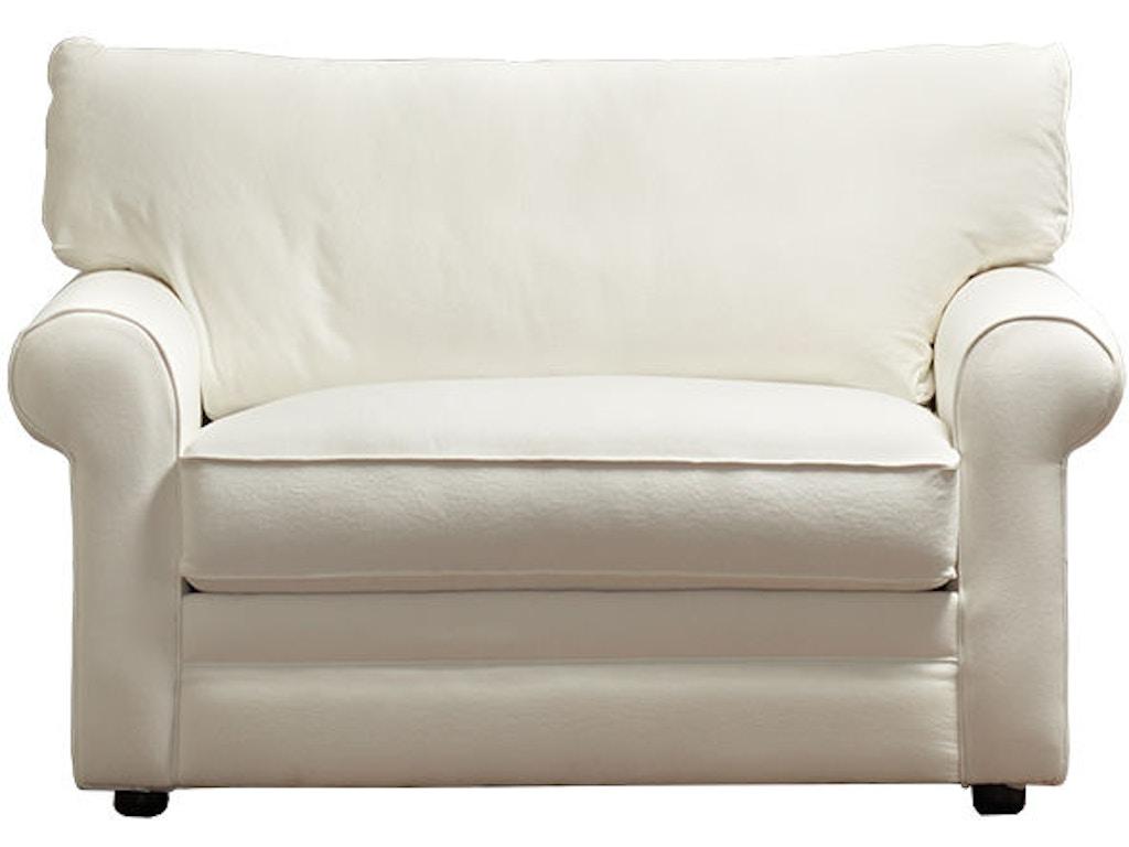 Klaussner Living Room Comfy Big Chair 36300 Bc Trivett 39 S