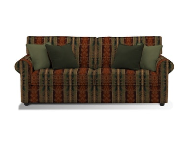 Klaussner Living Room Comfy Sofa