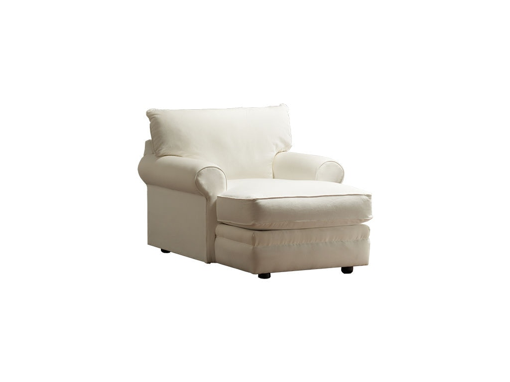 Klaussner living room comfy chaise lounge 36300np chase goldsteins furniture bedding - Comfy chaise lounge chair ...