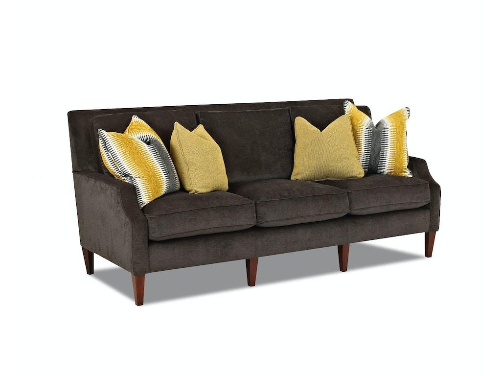 Klaussner Living Room Becca D92400 S Hanks Fine