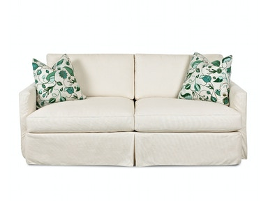 Klaussner Living Room Leisure Sofa