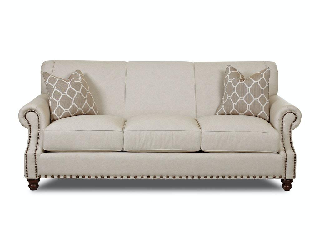 Klaussner Living Room Fremont D30410p S Hanks Fine Furniture Bentonville Ar Conway Ar