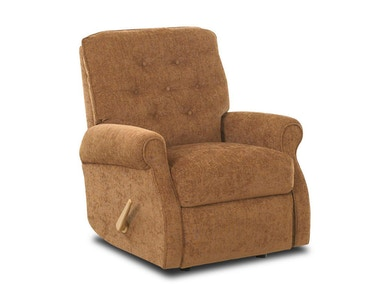 Klaussner Living Room Virgo Rocker Recliner
