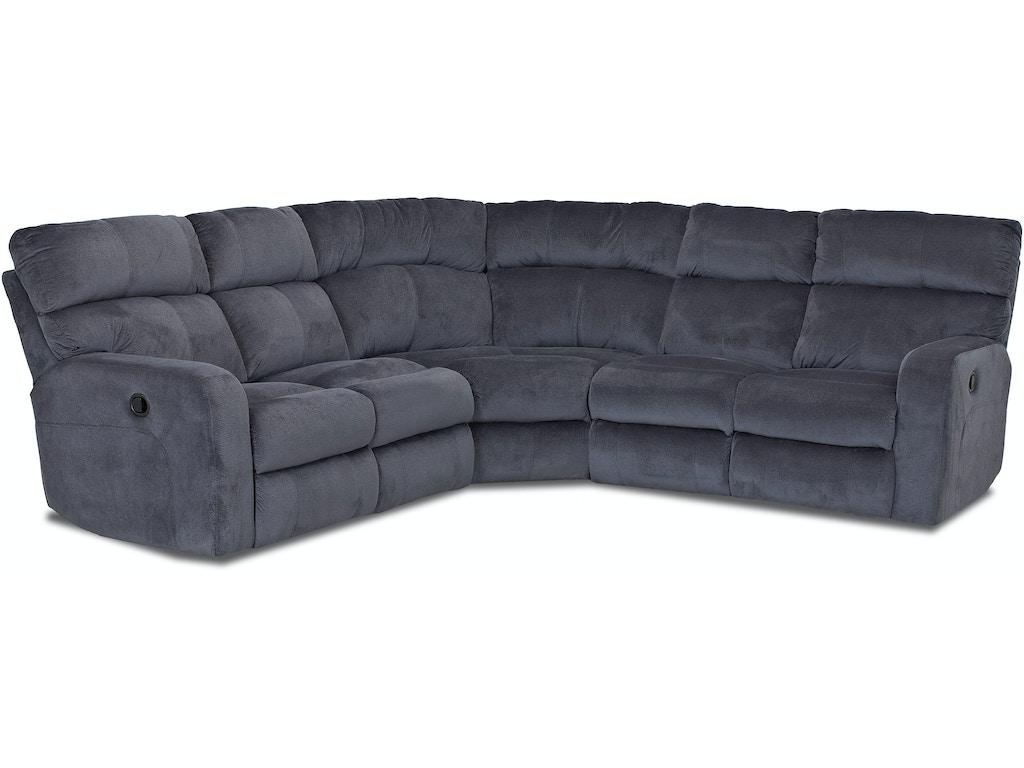 Klaussner Living Room Bradford 40203 Sect Hanks Fine Furniture Bentonville Ar Conway Ar