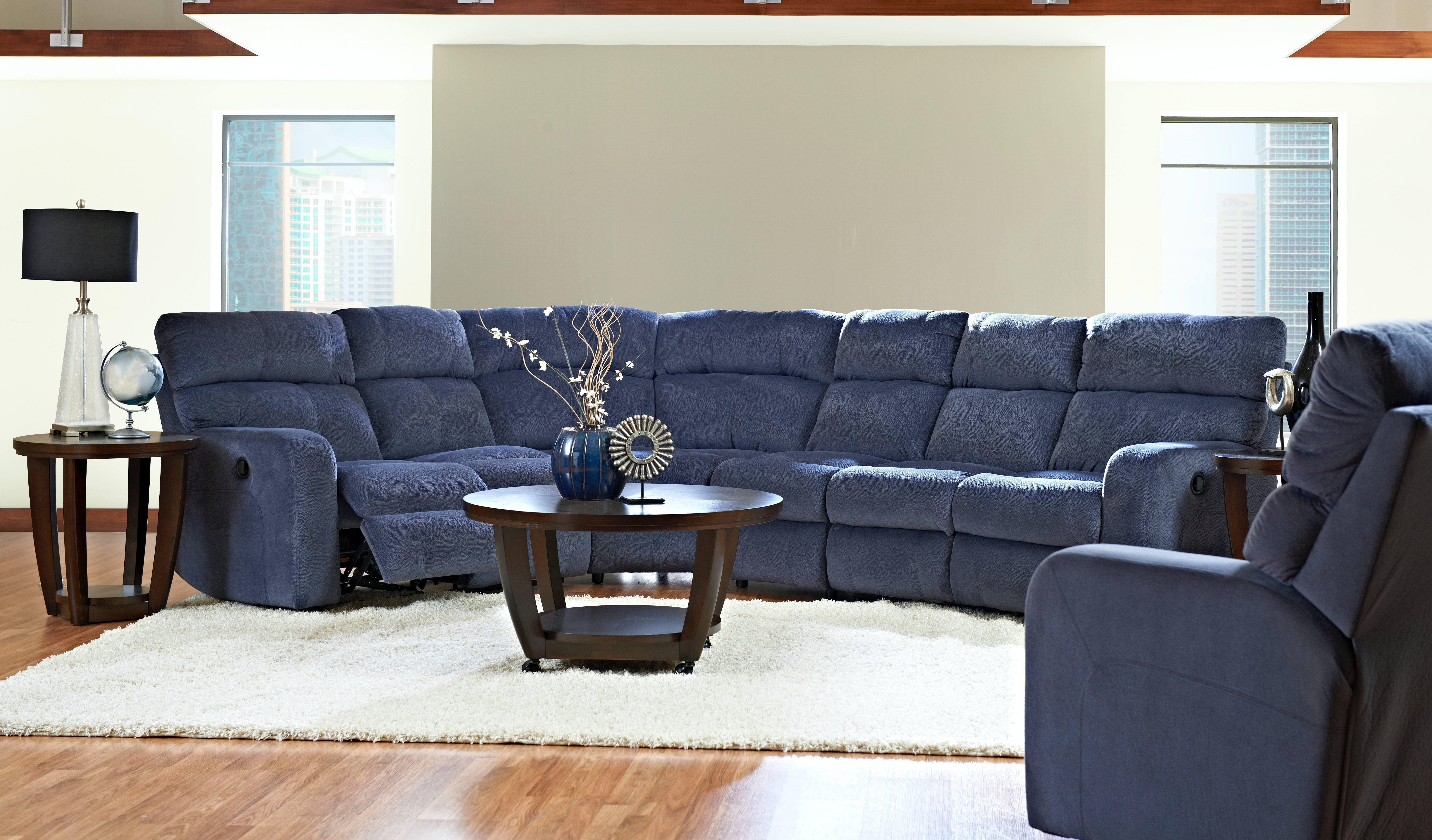 40203 Sectklaussner Sectional Karl S