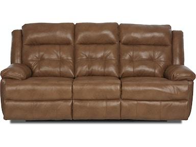 KlaussnerZeusReclining Sofa