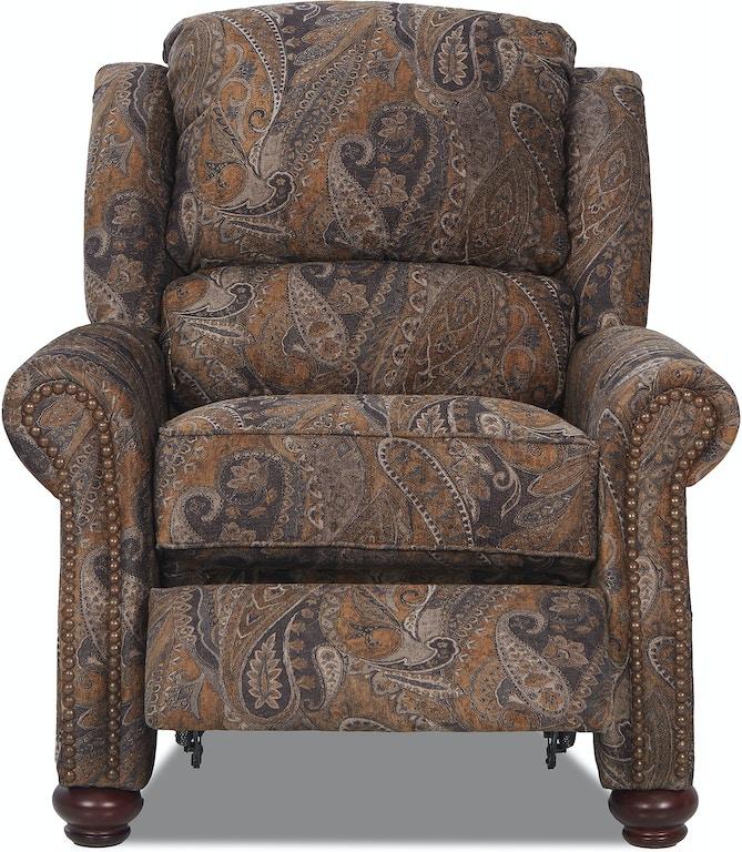 Hanks Fine Furniture: Klaussner Living Room Juliet 53618 HLRC