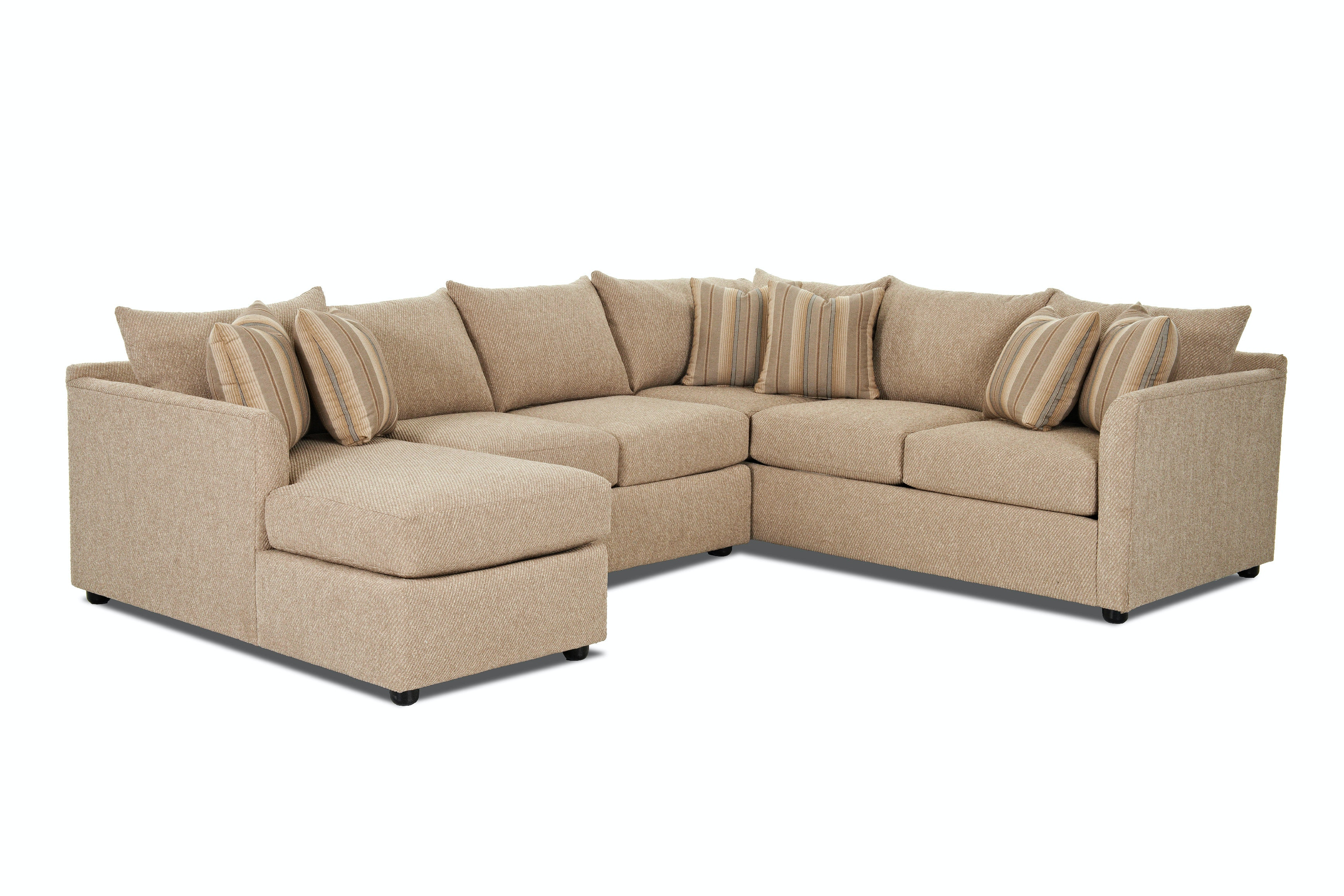 Klaussner Living Room Atlanta Sectional K27800L S   Smith Village Home  Furniture   Jacobus And York, PA