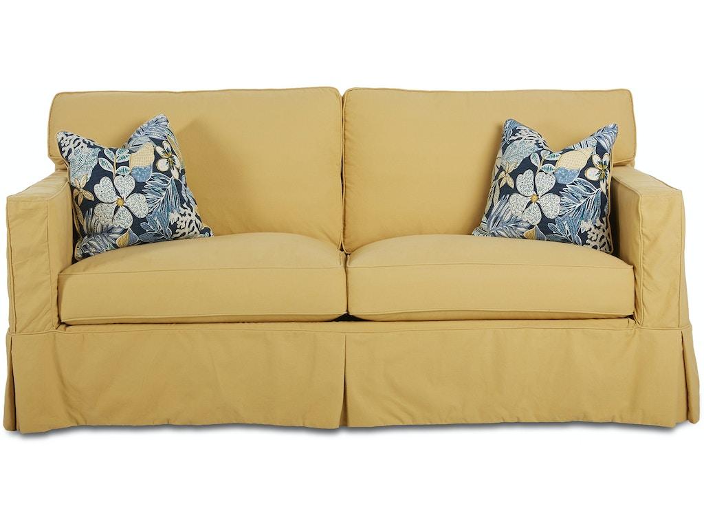 klaussner living room jeffrey slipcover d69100 s klaussner h