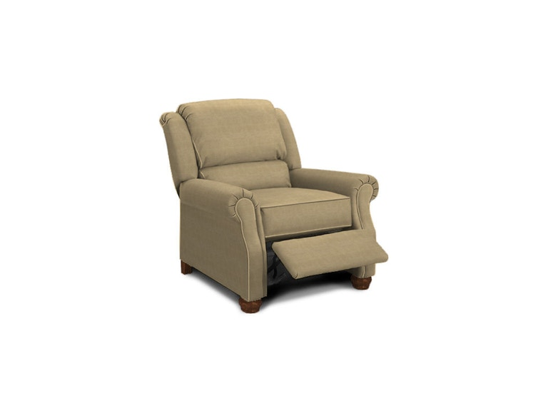 Klaussner Julia High Leg Recliner 53608M HLRC