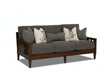 Klaussner Living Room GEORGIA RAIN Sofa