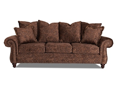 Klaussner Living Room VALIANT Sofa