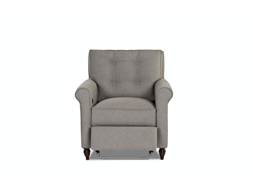 Klaussner Living Room Holland Chair D84003 Pwhc Hanks Fine Furniture Bentonville Ar Conway
