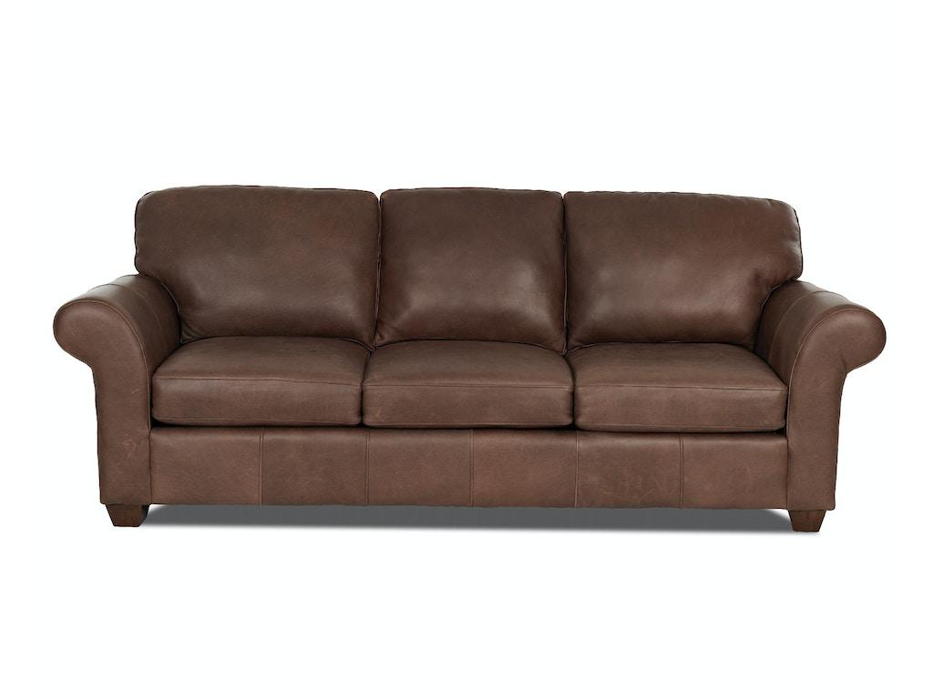 Klaussner living room moorland sofa lt11600 s brownlee 39 s for Klaussner sofa