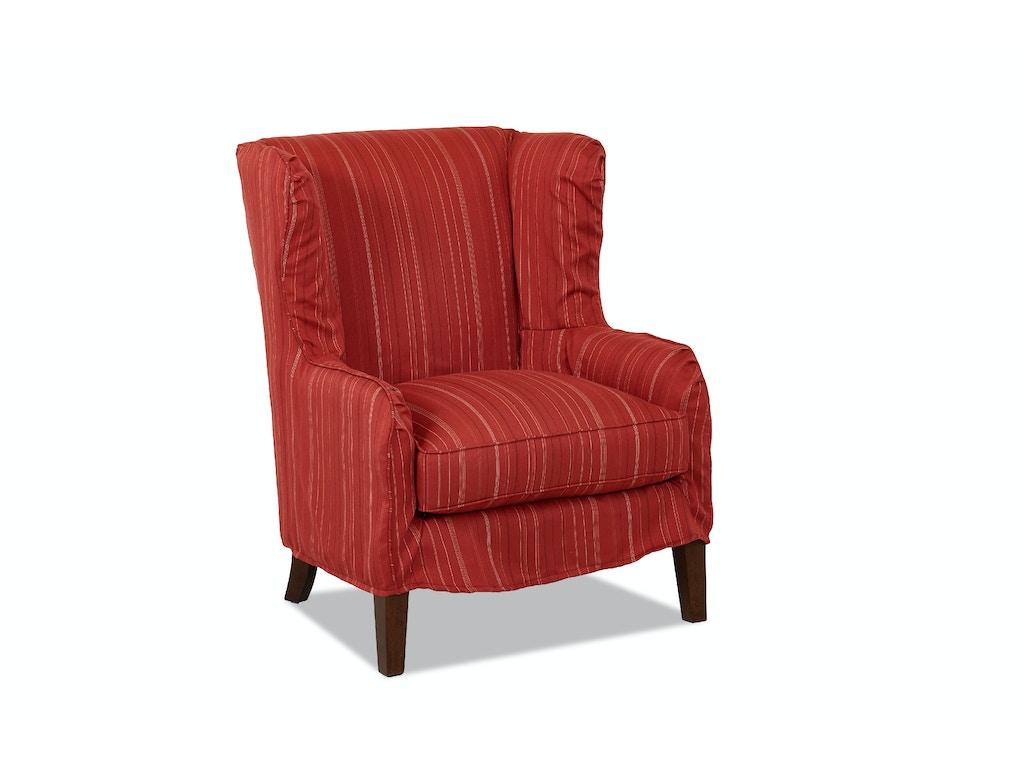 Klaussner Living Room Polo Slipcover D97100 C Hanks Fine Furniture Bentonville Ar Conway